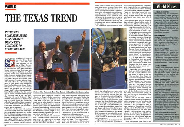 Article Preview: THE TEXAS TREND, October 1988 | Maclean's
