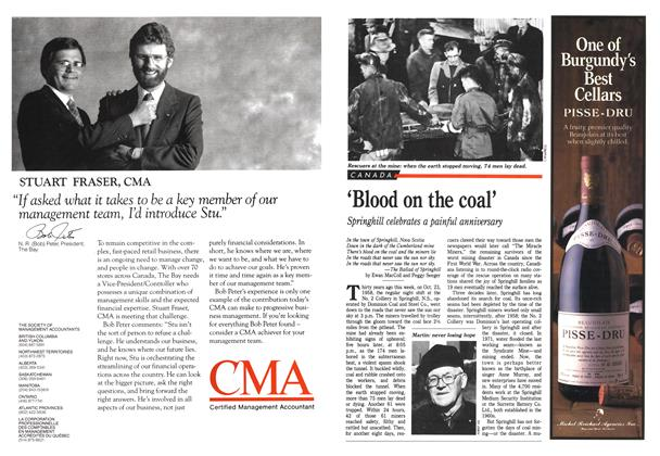 Article Preview: 'Blood on the coal', October 1988 | Maclean's