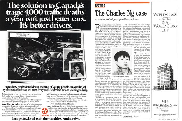Article Preview: The Charles Ng case, October 1988 | Maclean's