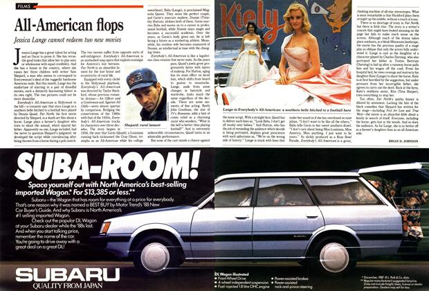 Article Preview: All-American flops, November 1988 | Maclean's