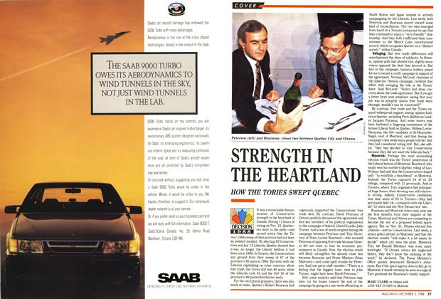 Article Preview: STRENGTH IN THE HEARTLAND, December 1988 | Maclean's