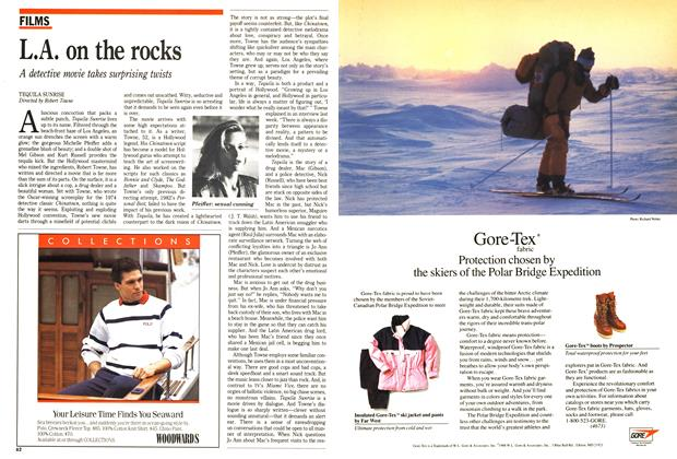 Article Preview: L.A. on the rocks, December 1988 | Maclean's