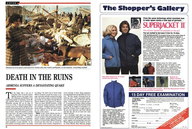Article Preview: DEATH IN THE RUINS, December 1988 | Maclean's
