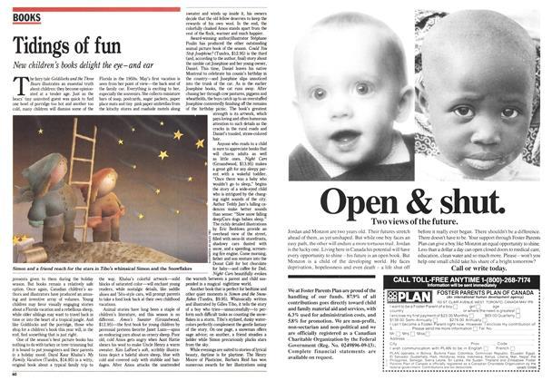 Article Preview: Tidings of fun, December 1988 | Maclean's