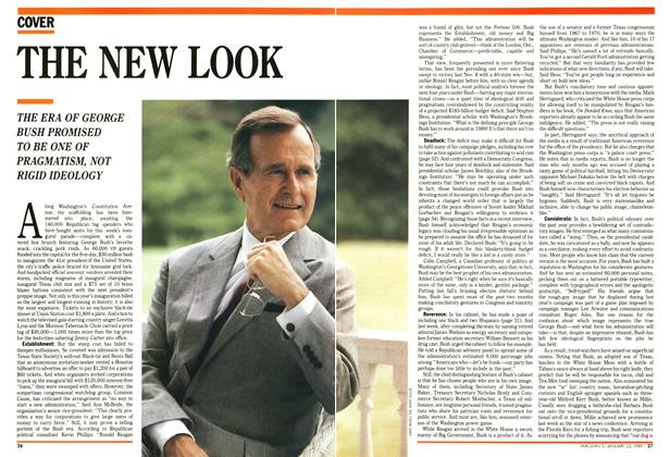 Article Preview: THE NEW LOOK, January 1989 | Maclean's