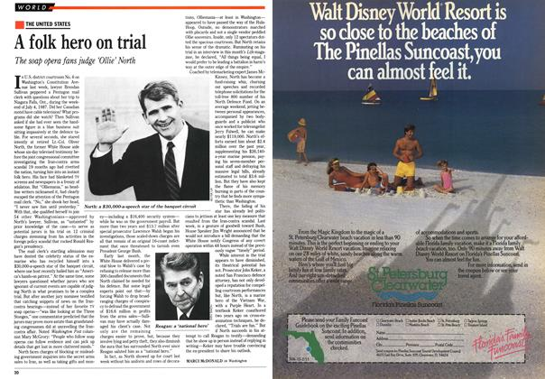 Article Preview: A folk hero on trial, February 1989 | Maclean's