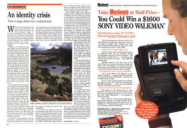 Article Preview: An identity crisis, February 1989 | Maclean's
