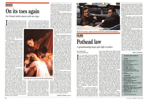 Article Preview: Pothead law, February 1989 | Maclean's