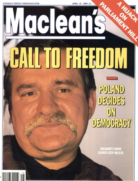 Issue: - April 1989 | Maclean's