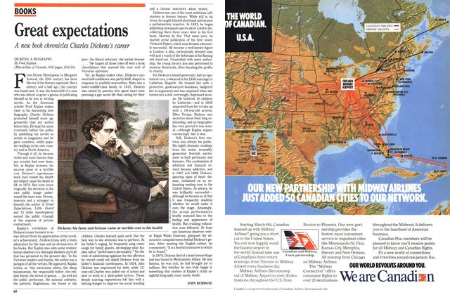 Article Preview: Great expectations, April 1989 | Maclean's