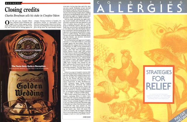 Article Preview: Closing credits, April 1989 | Maclean's
