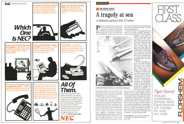 Article Preview: A tragedy at sea, May 1989 | Maclean's