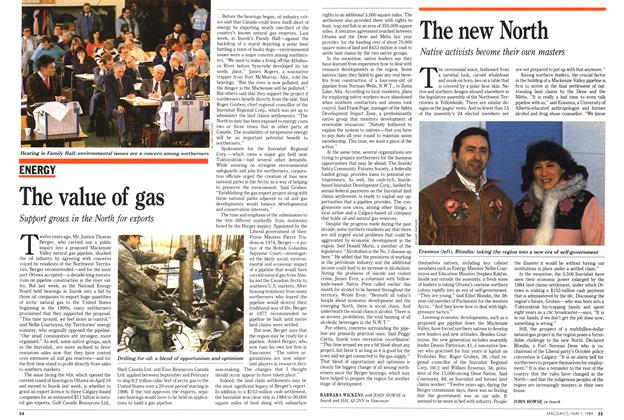 Article Preview: The value of gas, May 1989 | Maclean's