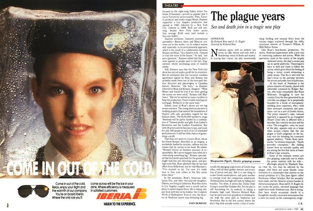 Article Preview: The plague years, May 1989 | Maclean's