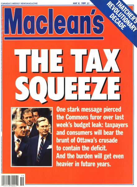 Issue: - May 1989   Maclean's