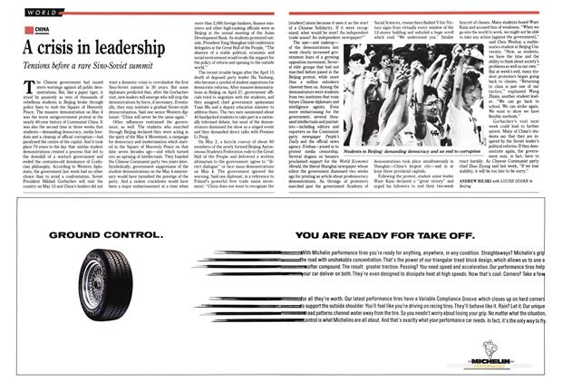 Article Preview: A crisis in leadership, May 1989 | Maclean's