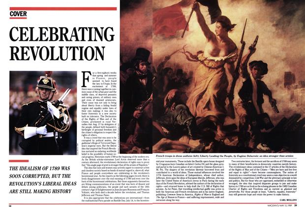 Article Preview: CELEBRATING REVOLUTION, May 1989 | Maclean's