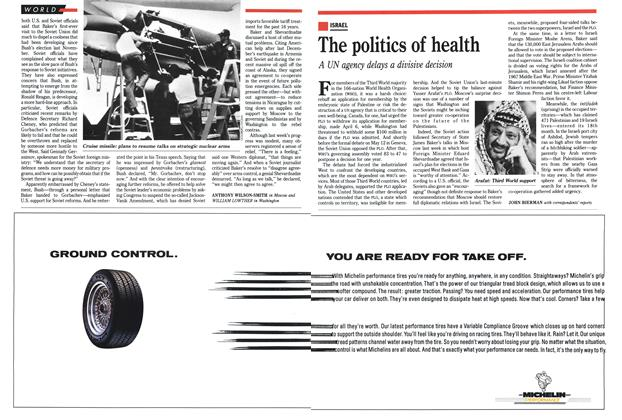 Article Preview: The politics of health, May 1989 | Maclean's