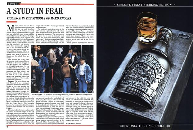 Article Preview: A STUDY IN FEAR, May 1989 | Maclean's