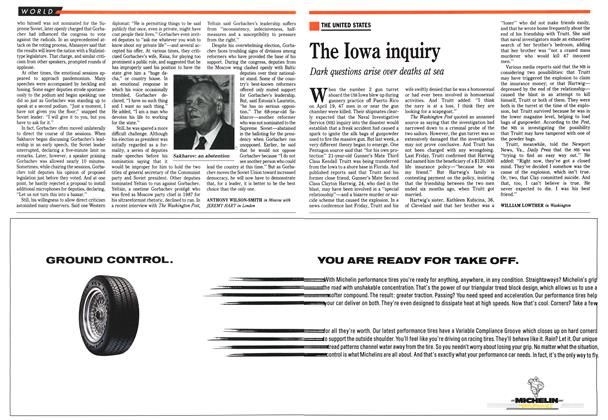 Article Preview: The Iowa inquiry, June 1989 | Maclean's