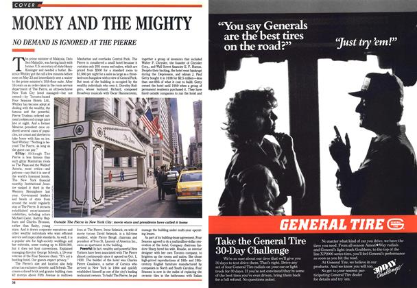 Article Preview: MONEY AND THE MIGHTY, June 1989 | Maclean's
