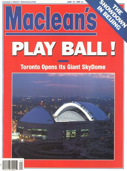 Issue: - June 1989 | Maclean's