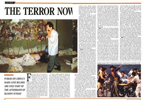 Article Preview: THE TERROR NOW, June 1989 | Maclean's