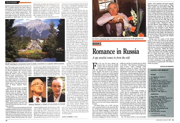 Article Preview: Romance in Russia, June 1989 | Maclean's