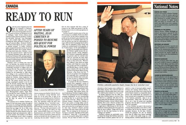 Article Preview: READY TO RUN, June 1989 | Maclean's