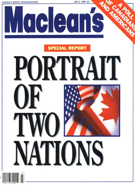 Issue: - July 1989 | Maclean's