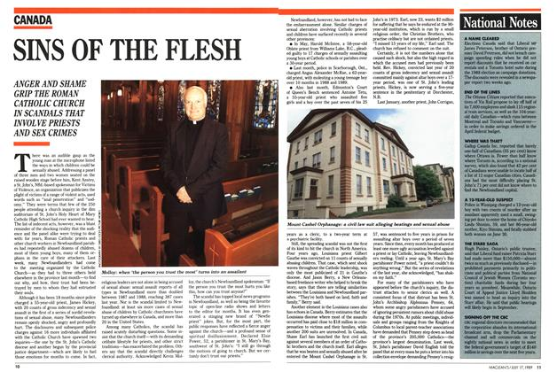 Article Preview: SINS OF THE FLESH, July 1989 | Maclean's