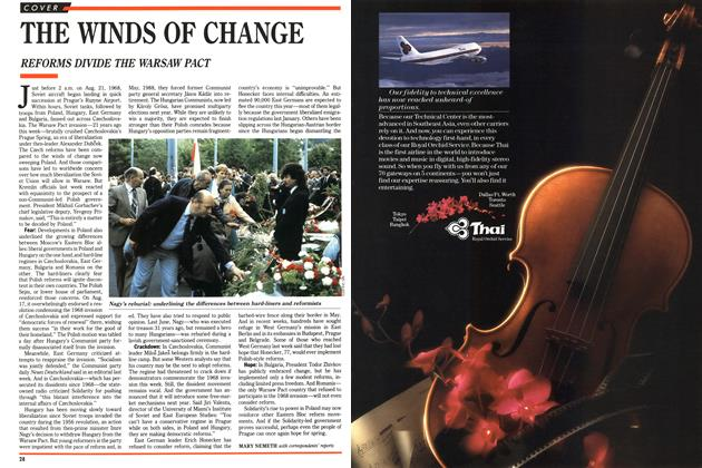 Article Preview: THE WINDS OF CHANGE, August 1989 | Maclean's