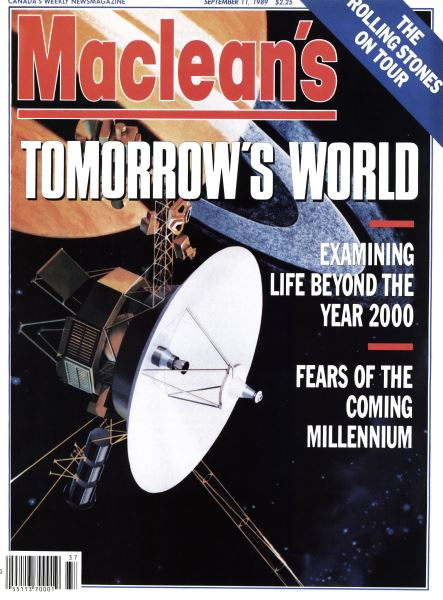 Issue: - September 1989 | Maclean's