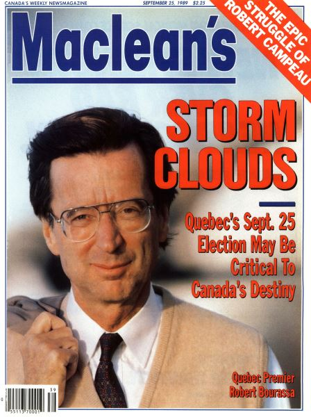 Issue: - September 1989 | Maclean's