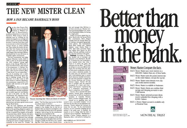 Article Preview: THE NEW MISTER CLEAN, October 1989 | Maclean's