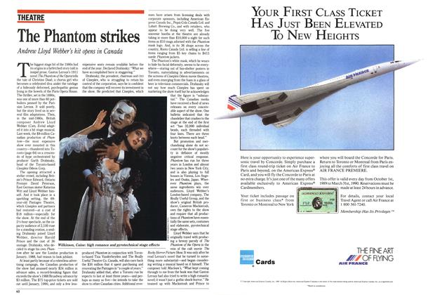 Article Preview: The Phantom strikes, October 1989 | Maclean's