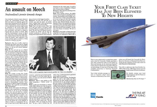 Article Preview: An assault on Meech, October 1989 | Maclean's