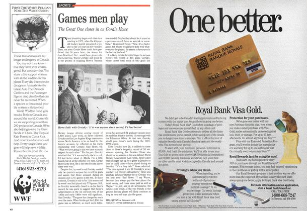 Article Preview: Games men play, October 1989 | Maclean's