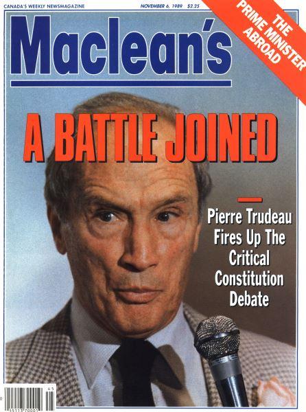 Issue: - November 1989 | Maclean's