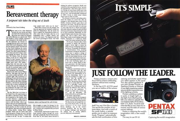 Article Preview: Bereavement therapy, November 1989 | Maclean's