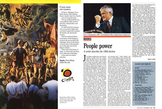 Article Preview: People power, November 1989 | Maclean's