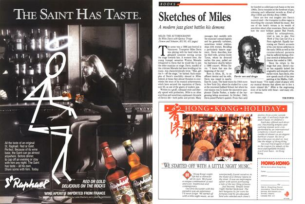 Article Preview: Sketches of Miles, November 1989 | Maclean's