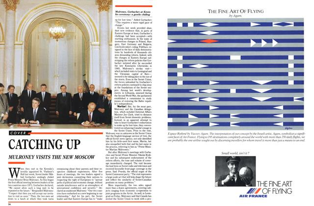 Article Preview: CATCHING UP, December 1989 | Maclean's