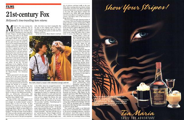 Article Preview: 21st-century Fox, December 1989 | Maclean's