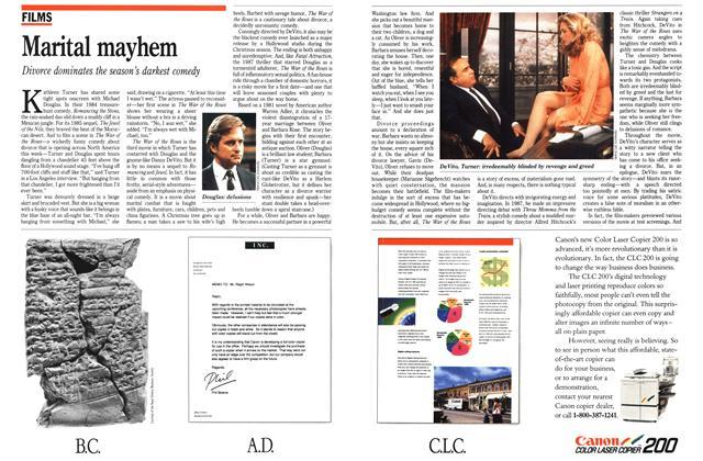 Article Preview: Marital mayhem, December 1989 | Maclean's