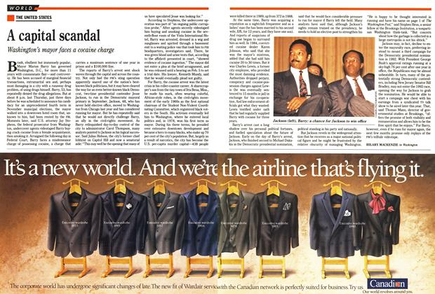 Article Preview: A capital scandal, January 1990 | Maclean's