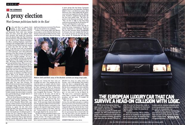 Article Preview: A proxy election, February 1990 | Maclean's