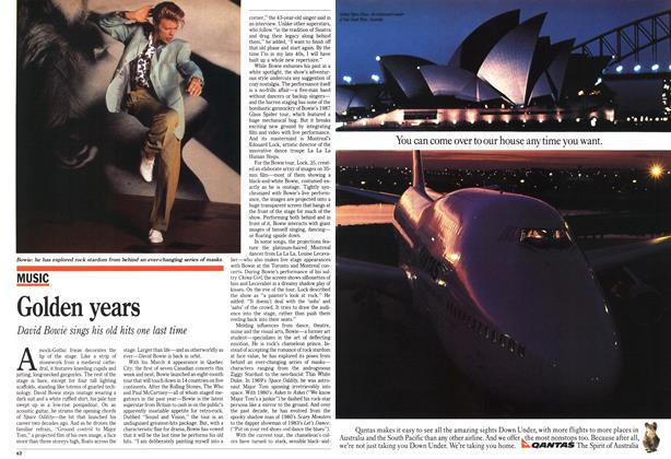 Article Preview: Golden years, March 1990 | Maclean's