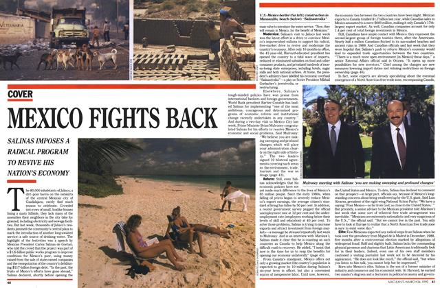 Article Preview: MEXICO FIGHTS BACK, March 1990 | Maclean's