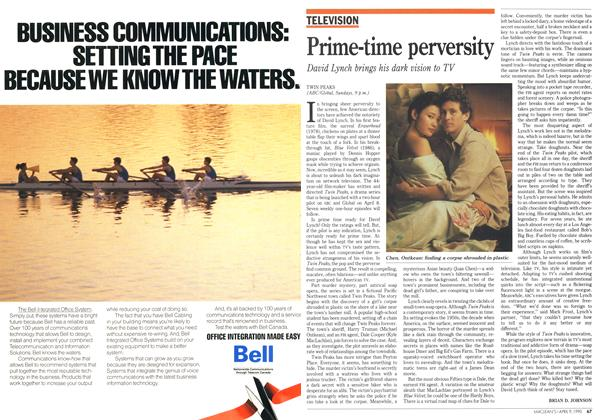 Article Preview: Prime-time perversity, April 1990 | Maclean's
